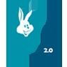 A Blue Rabbit 2.0 © Építőkészlet, eladásra kész megoldás, amely mászókákat és hintákat is tartalmaz.
