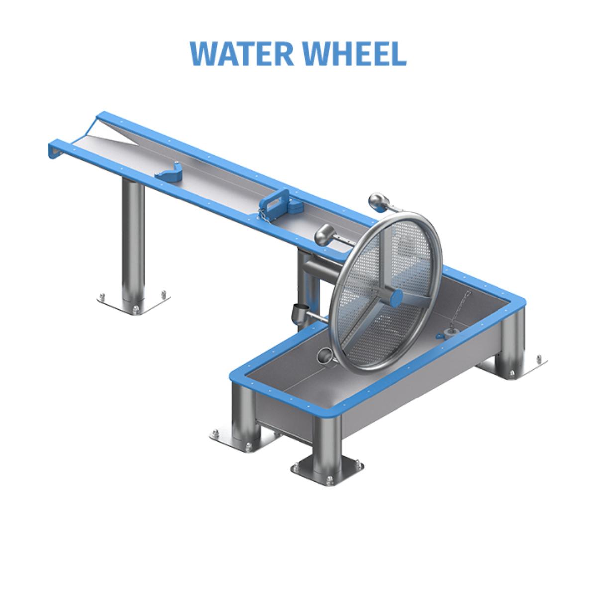 570 Water Wheel