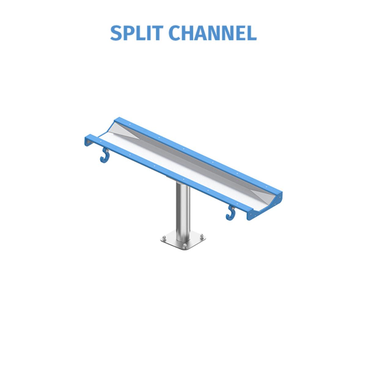 570 Split Channel